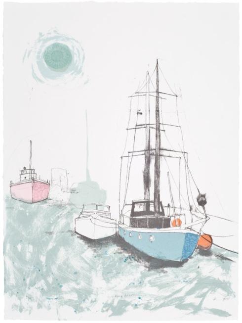 blue-boat