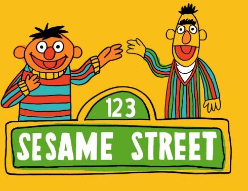 BERT AND ERINE 2