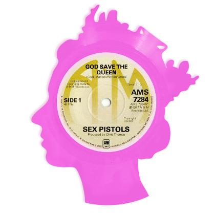 colour vinyl pink