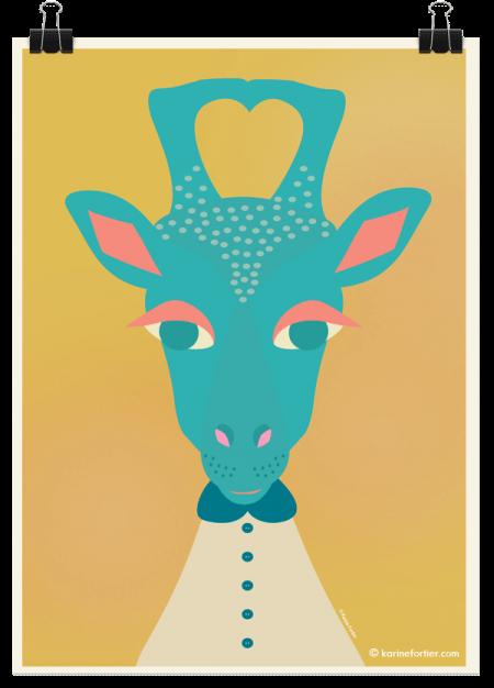 Giraffe-have-a-big-heart-karine-fortier1-e1365588351306